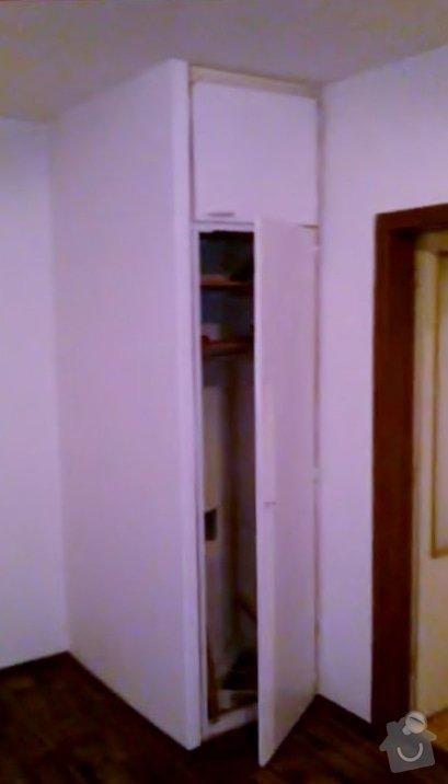 Rekonstruce bytu v panelovém domě: pred_-_pokoj_II