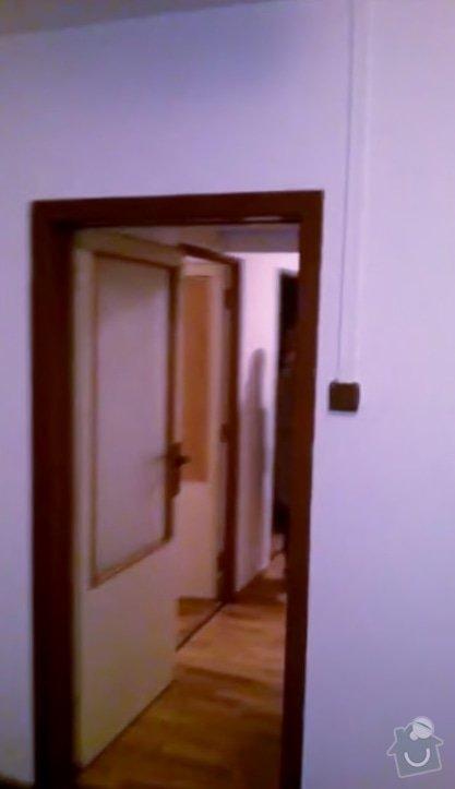 Rekonstruce bytu v panelovém domě: pred_-_pokoj_chodba