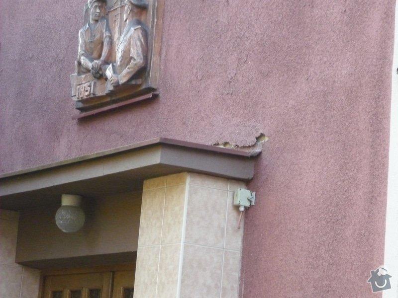 Opravu fasády byt.domu na Norské ul.v Olomouci: P1060040