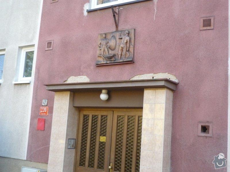 Opravu fasády byt.domu na Norské ul.v Olomouci: P1060039