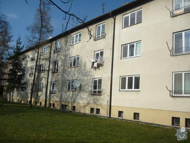 Opravu fasády byt.domu na Norské ul.v Olomouci: P1060034