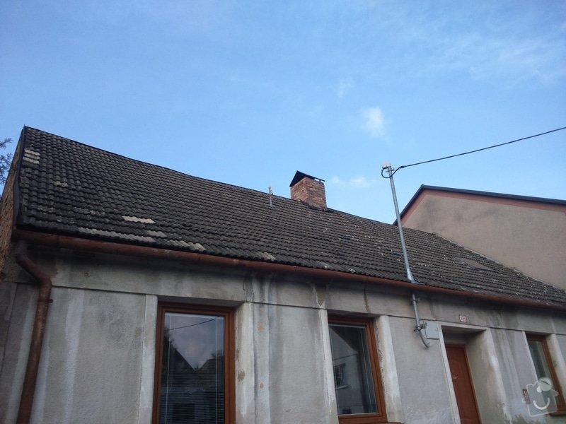 Rekonstrukce sedlové střechy: DSC_0026