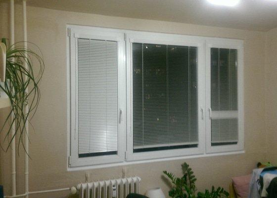 Štuky a vymalování v panelovém bytě