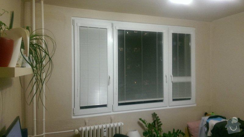 Štuky a vymalování v panelovém bytě: IMAG0883