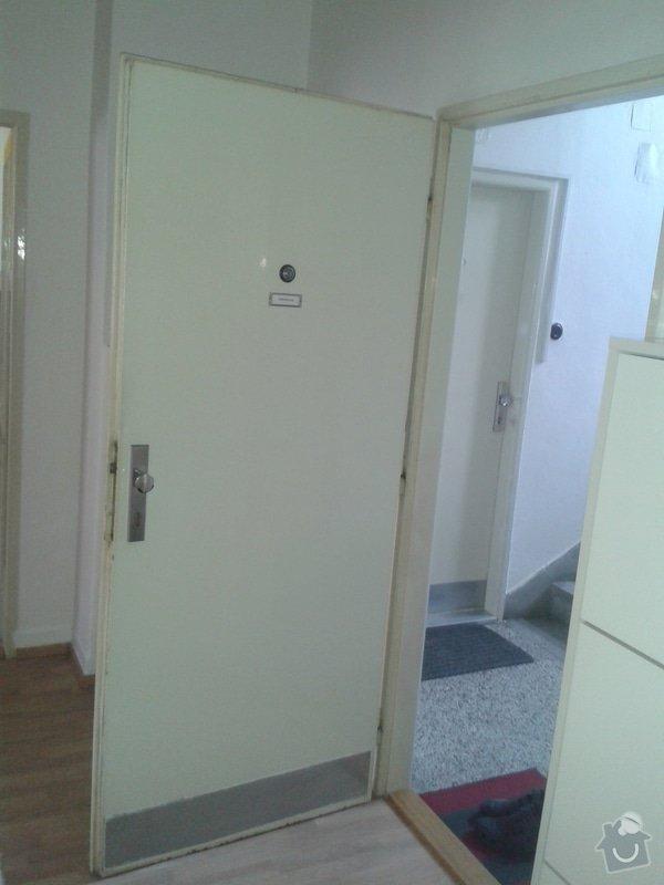 Vchodové dveře - renovace: 20150324_160438