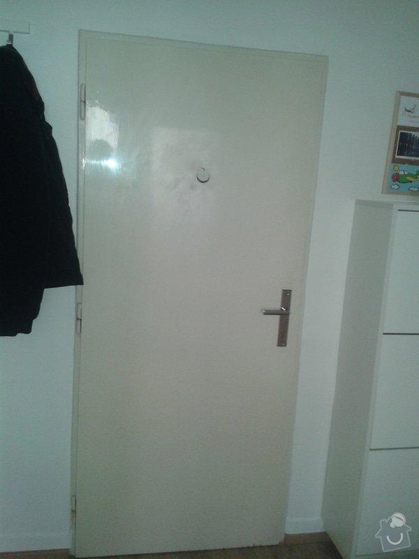 Vchodové dveře - renovace: 20150324_160425