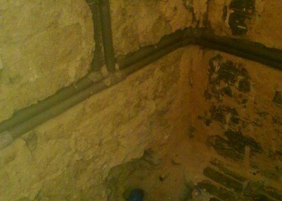 Rekonstrukce koupelny v chalupě