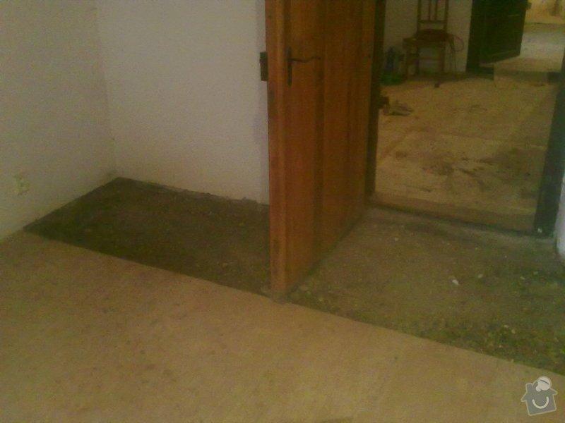 Rekonstrukce koupelny v chalupě: podzim_2014_prace_054