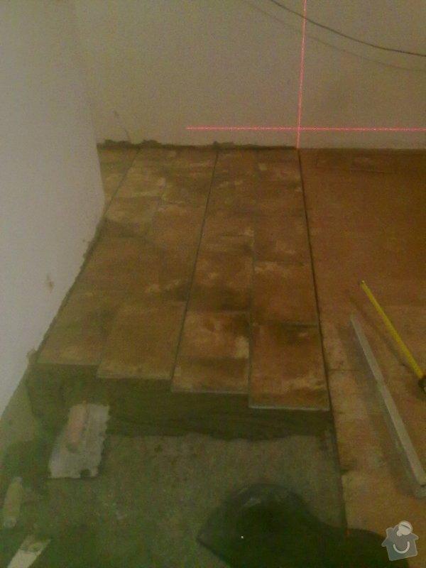 Rekonstrukce koupelny v chalupě: podzim_2014_prace_060