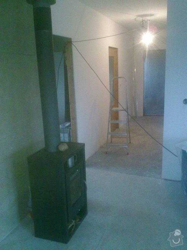 Rekonstrukce koupelny v chalupě: podzim_2014_prace_061
