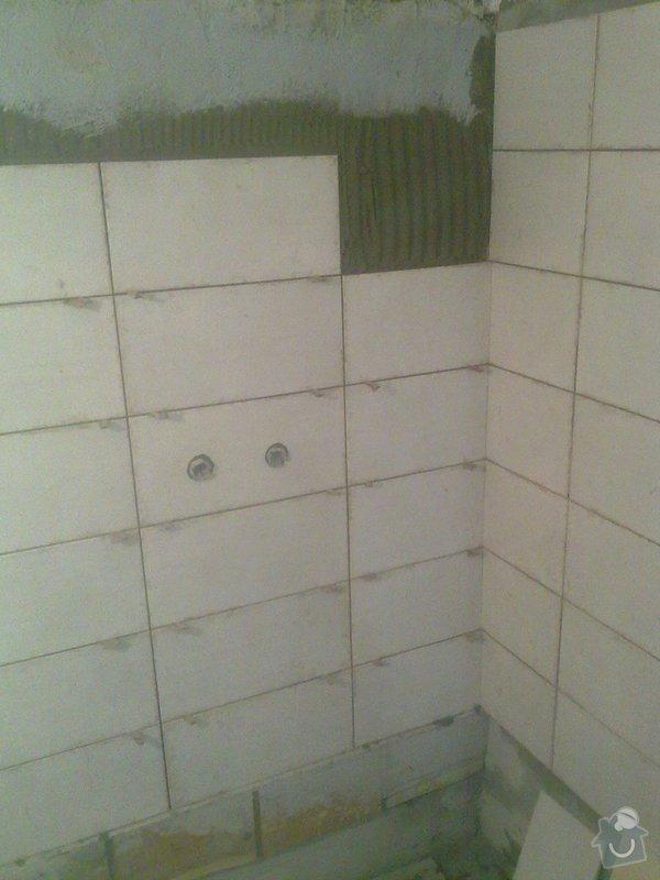Rekonstrukce koupelny v chalupě: podzim_2014_prace_063