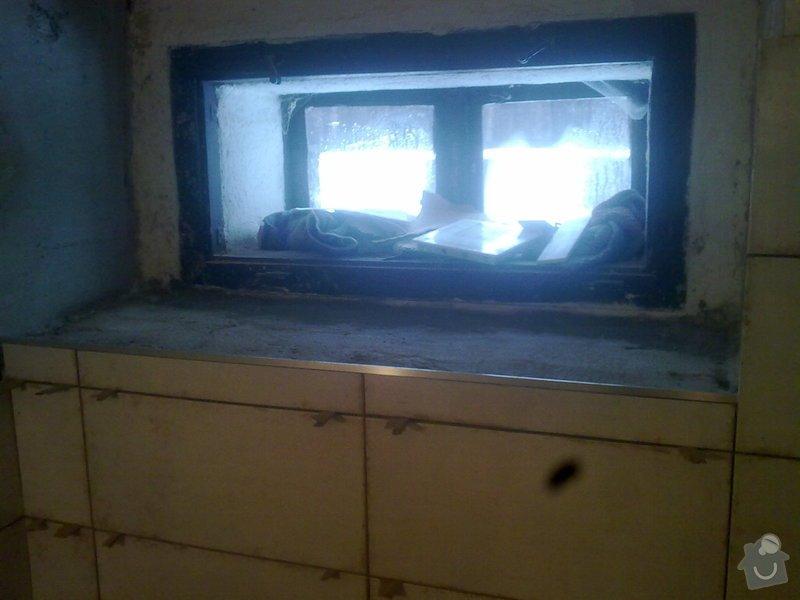 Rekonstrukce koupelny v chalupě: podzim_2014_prace_079
