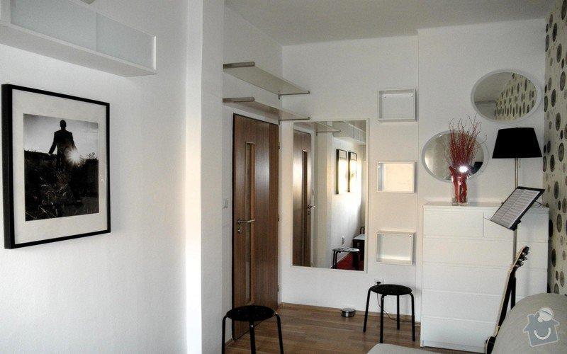Zařízení obývacího pokoje: 05-realizace
