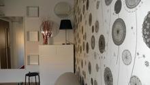 Zařízení obývacího pokoje