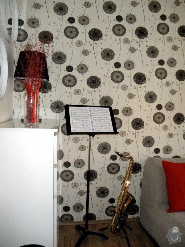 Zařízení obývacího pokoje: 09-realizace