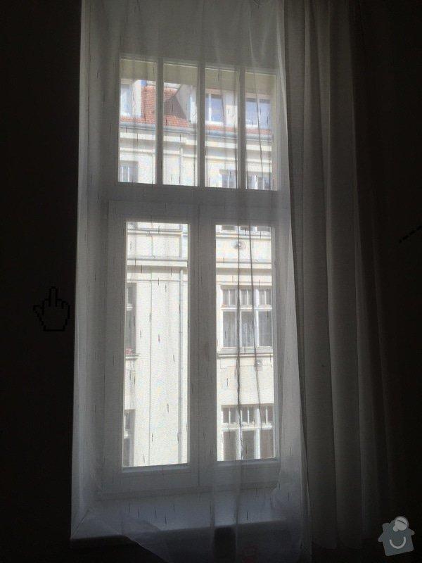 Umytí nestandartních plastových oken: IMG_0564