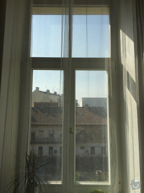 Umytí nestandartních plastových oken: IMG_0563