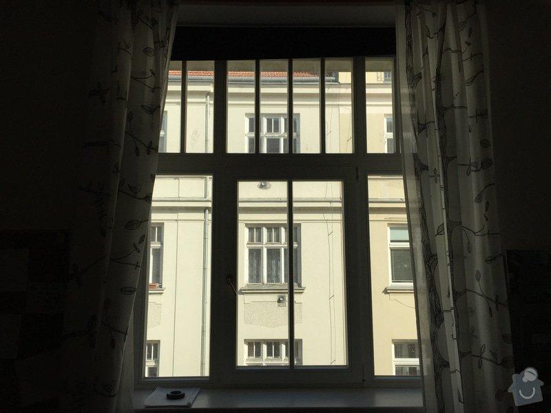 Umytí nestandartních plastových oken: IMG_0562