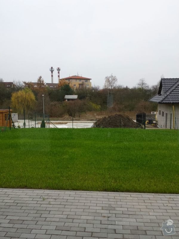 Realizace zahrady 340m2: IMG-20150325-WA0011