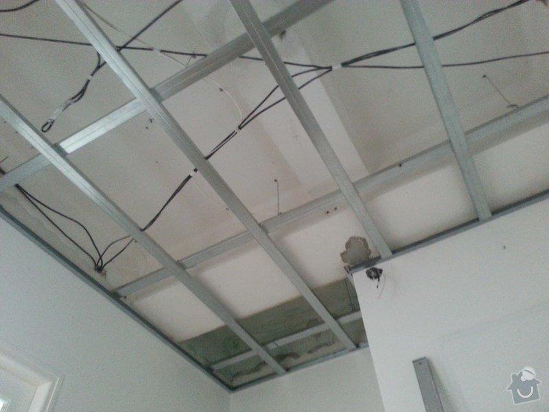 Sdk podhled v předsíni cca 6 m2: 20140920_104449