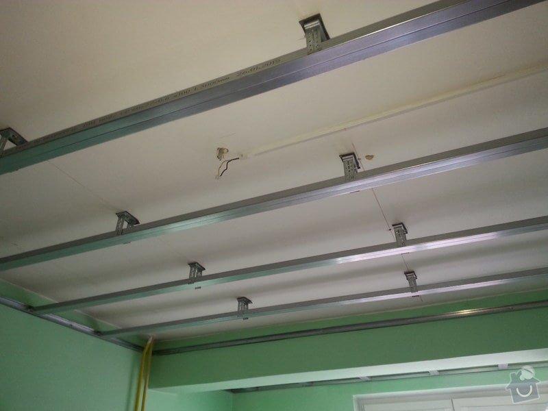 Odhlučnění stropu v 1 pokoji: 20150223_110344