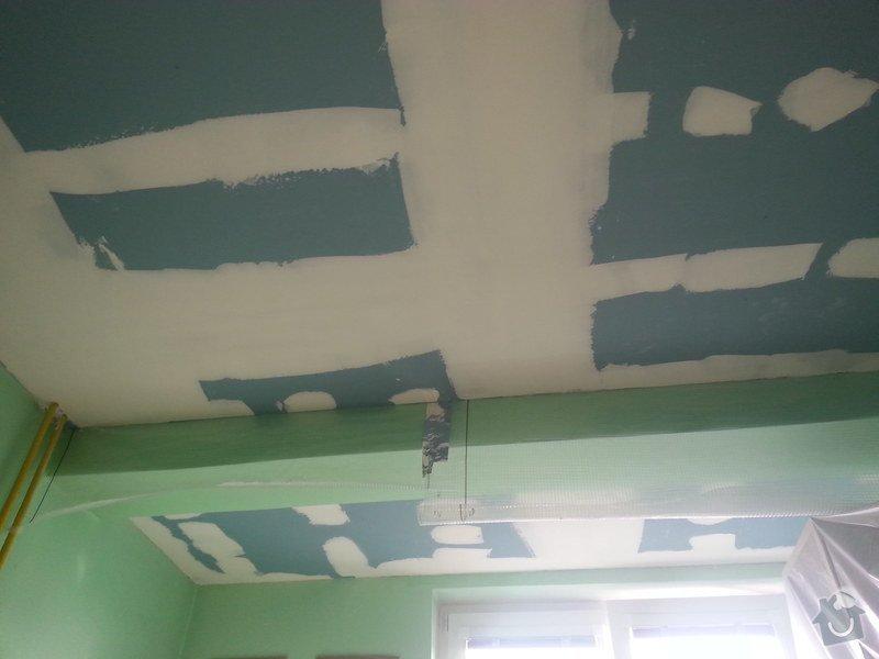Odhlučnění stropu v 1 pokoji: 20150224_093827