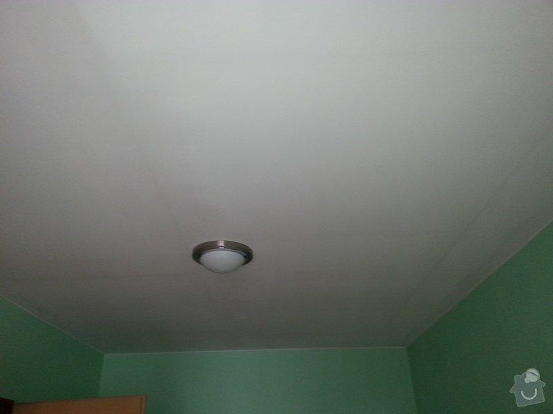 Odhlučnění stropu v 1 pokoji: 20150224_141019