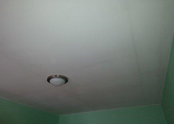 Odhlučnění stropu v 1 pokoji