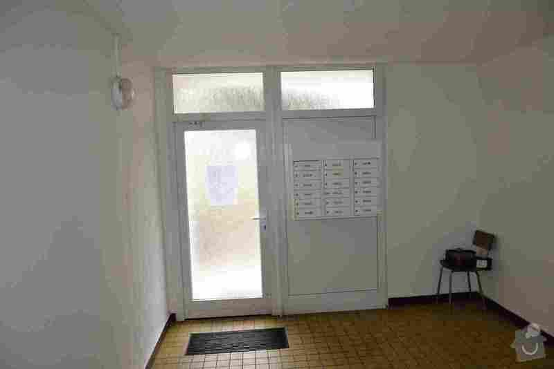 Cenová nabídka na rekonstrukci vchod.dveří a schránek v paneláku: Foto_2