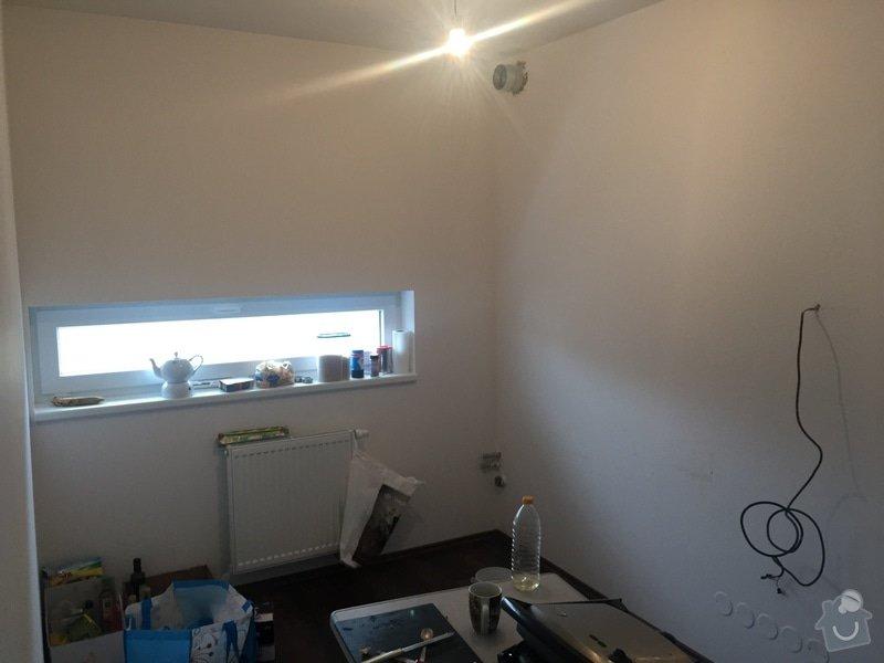 Úprava stěny, zvednutí zásuvek pro kuch. linku: IMG_3134