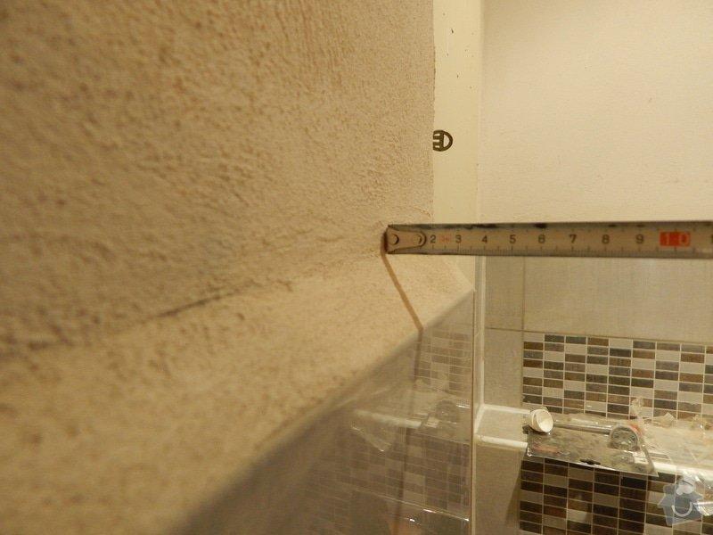 Rekonstrukce koupelny, toalety: DSCN2433