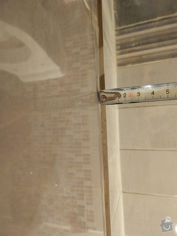 Rekonstrukce koupelny, toalety: DSCN2437