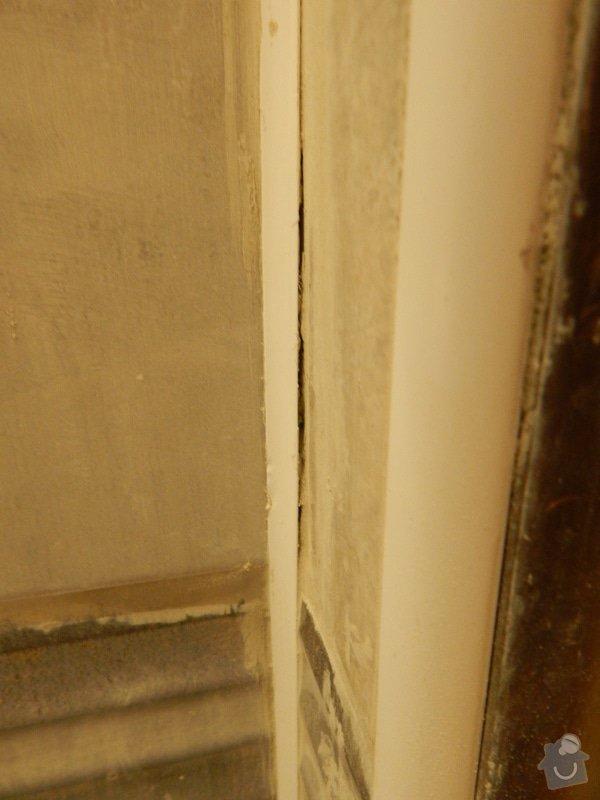 Rekonstrukce koupelny, toalety: DSCN2439