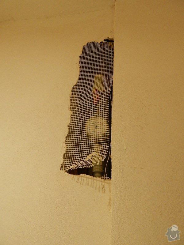 Rekonstrukce koupelny, toalety: DSCN2440