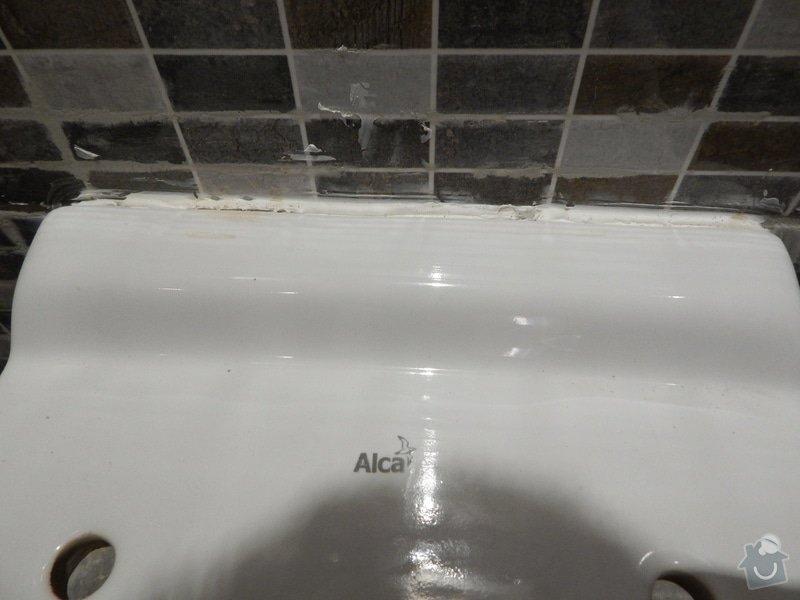 Rekonstrukce koupelny, toalety: DSCN2444