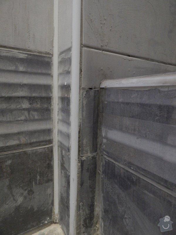 Rekonstrukce koupelny, toalety: DSCN2466