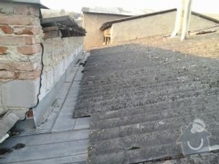 Oprava střechy hospody na kravíně: strecha3
