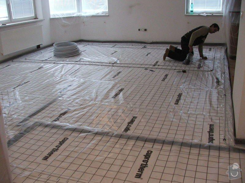 Realizace sprcch. kout,solární ohřev tuv, výměna stavajcího kotle plyn za kondenzační, realizace podlahového vytápění: Snimek_007
