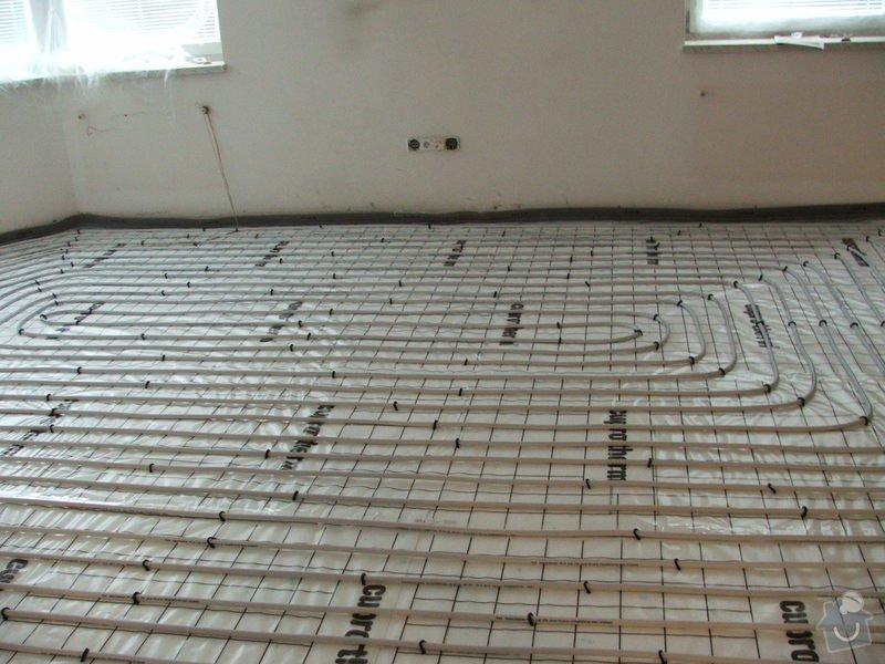 Realizace sprcch. kout,solární ohřev tuv, výměna stavajcího kotle plyn za kondenzační, realizace podlahového vytápění: Snimek_009
