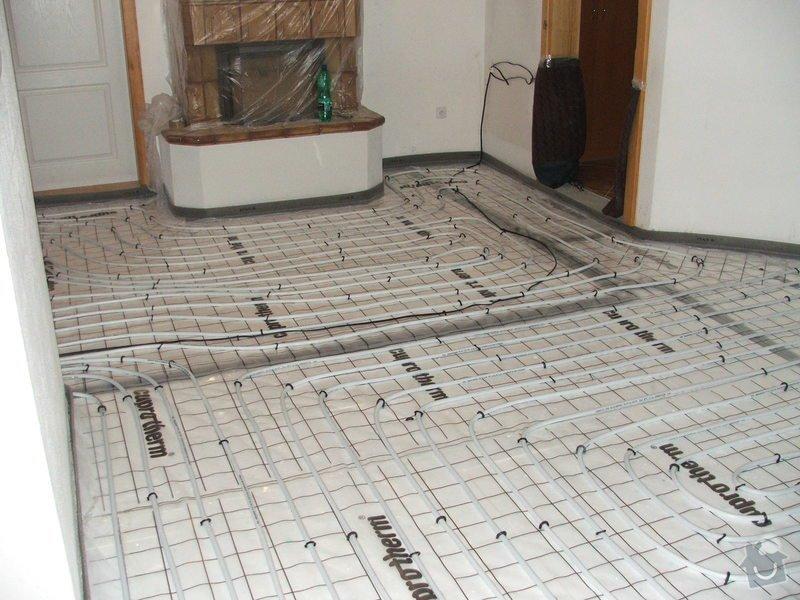 Realizace sprcch. kout,solární ohřev tuv, výměna stavajcího kotle plyn za kondenzační, realizace podlahového vytápění: Snimek_012