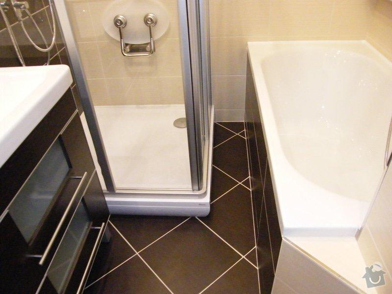 Rekonstrukce koupelny: DSCF7920