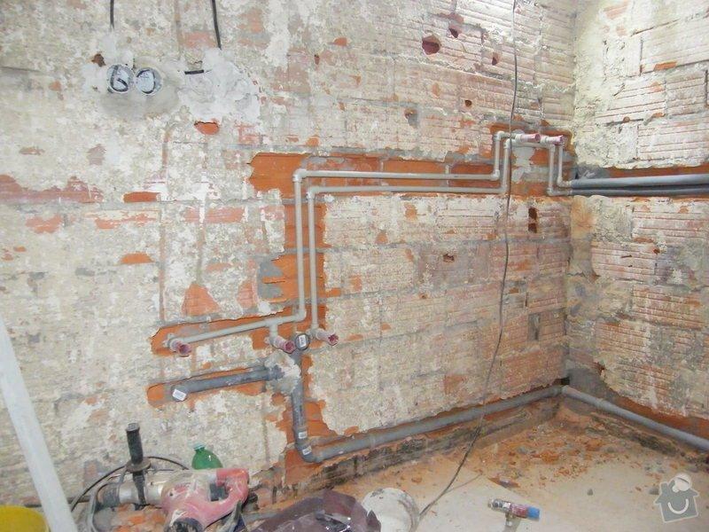 Rekonstrukce koupelny: DSCF7867