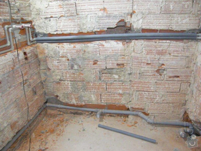 Rekonstrukce koupelny: DSCF7870