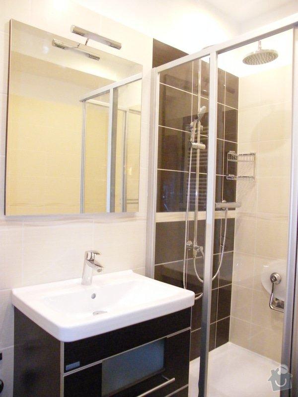 Rekonstrukce koupelny: DSCF7905