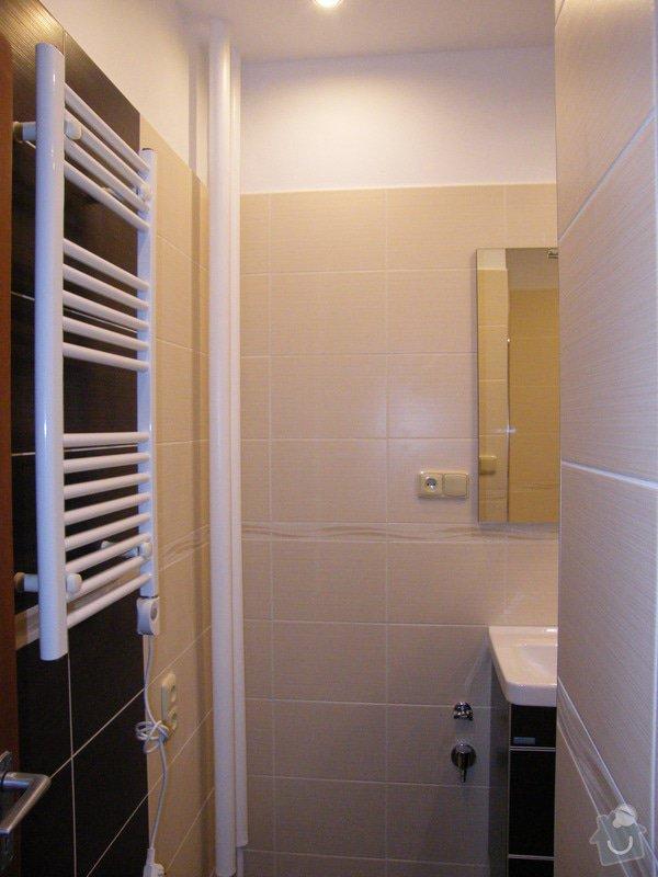 Rekonstrukce koupelny: DSCF7906