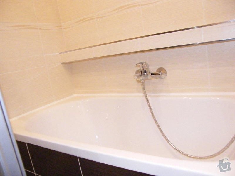 Rekonstrukce koupelny: DSCF7915