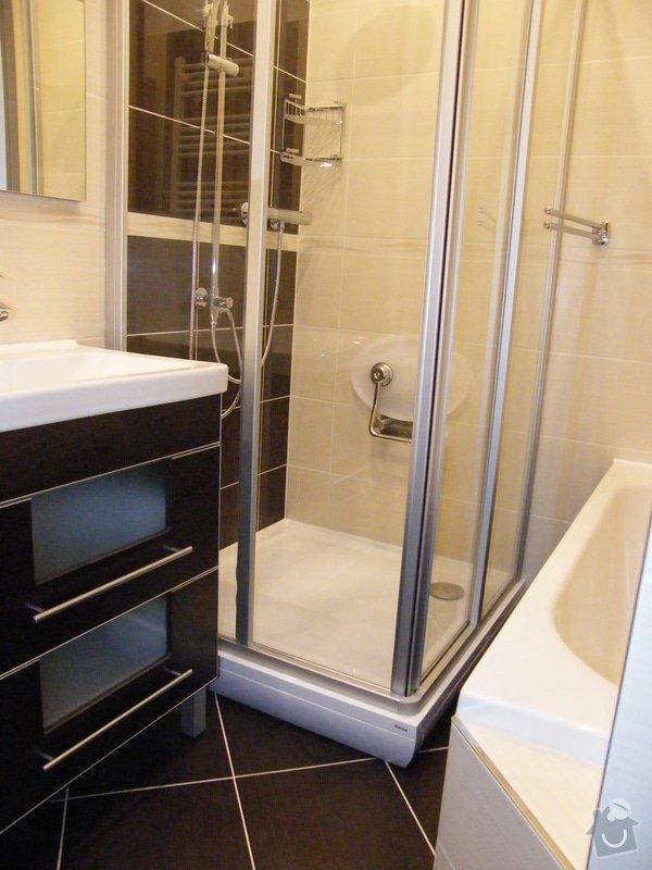 Rekonstrukce koupelny: DSCF7917
