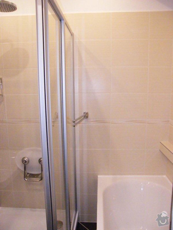 Rekonstrukce koupelny: DSCF7918