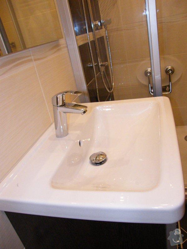 Rekonstrukce koupelny: DSCF7922
