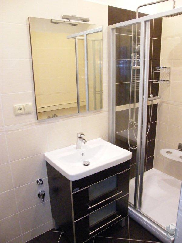 Rekonstrukce koupelny: DSCF7938